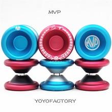 Новое поступление YYF yoyofactory MVP YOYO Профессиональный Металлический YOYO 1A 3A 5A