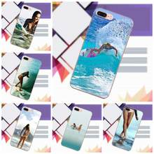 For Huawei G8 Honor 5C 5X 6 6X 7 8 9 Y5II Mate 9 P7 P8 P9 P10 P20 Lite Plus 2017 Soft TPU Cover Case Unique Billabong Surfboards(China)