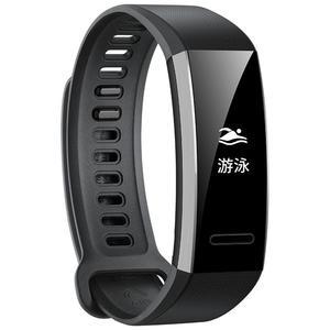 Image 5 - Originele Huawei Band 2 pro B29 B19 Polsband voor Monitor Fitness 50 m Zwemmen Waterdichte Bluetooth OLED band voor man vrouw