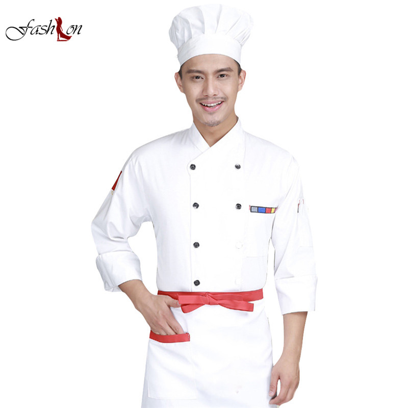Restaurant Kitchen Uniforms popular kitchen clothing-buy cheap kitchen clothing lots from