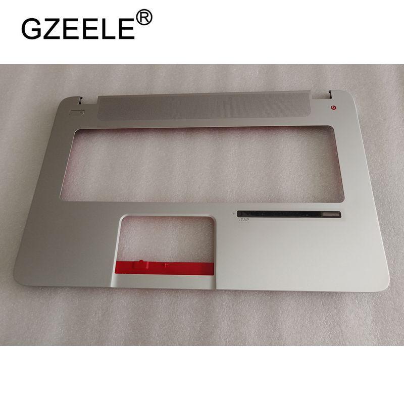 GZEELE used For HP ENVY 17-j LEAP Upper Palmrest Top Cover 736483-001 6070B0712701 upper case