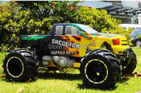 HSP 94050 30CC 4WD gas rc car