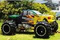 HSP 94050 4WD 30CC газа rc автомобиль