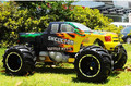 Hsp 94050 30cc 4wd gás rc carro