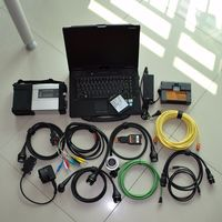 MB Star C5 SD Connect For BMW ICOM A2 B C Programming 2in1 Diagnostic Tool With
