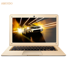 Amoudo-6C 8GB RAM+240GB SSD 14inch 1920*1080 FHD Windows 7/10 System Intel Quad Core WIFI+LAN Ultrathin Laptop Notebook Computer