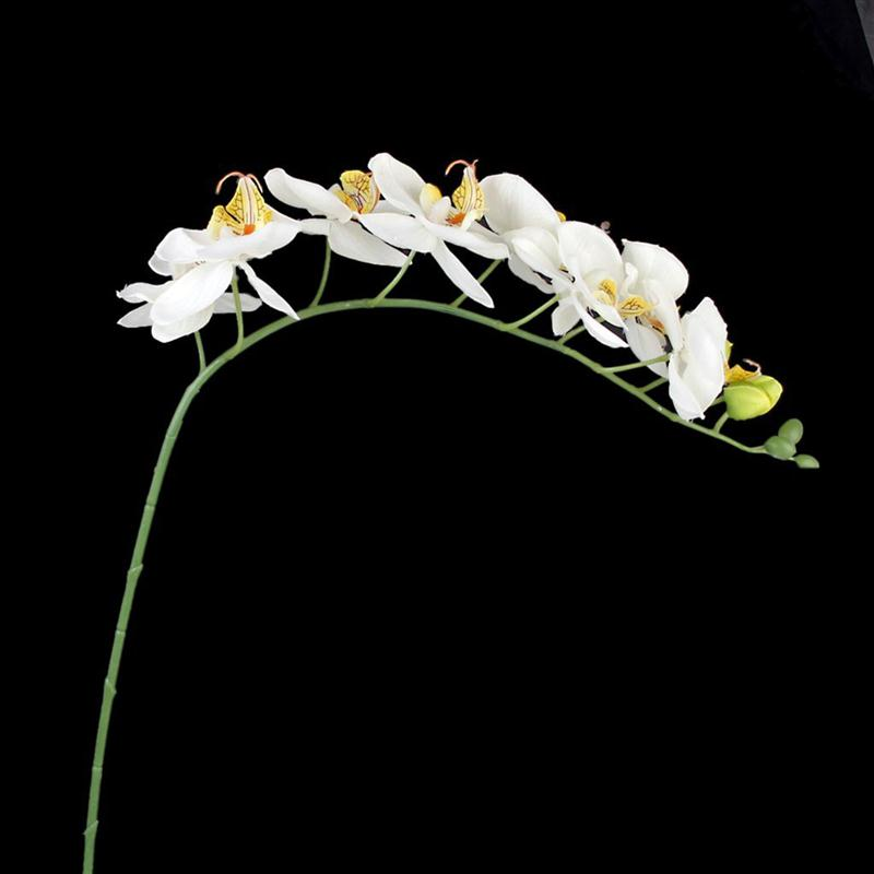 Orquídea de la mariposa Artificial flor Letax Orquídea Artificial - Para fiestas y celebraciones - foto 4