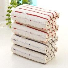 1PCS Cotton Absorbent Bath Towel Solid Quick-Drying 17 цветов Мягкое пляжное полотенце для полотенец Толстое полотенце для взрослых для взрослых