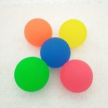 9682e16b7 Pelotas de rebote, salto, color caramelo pelota de goma, colorido agua  hinchable juguete