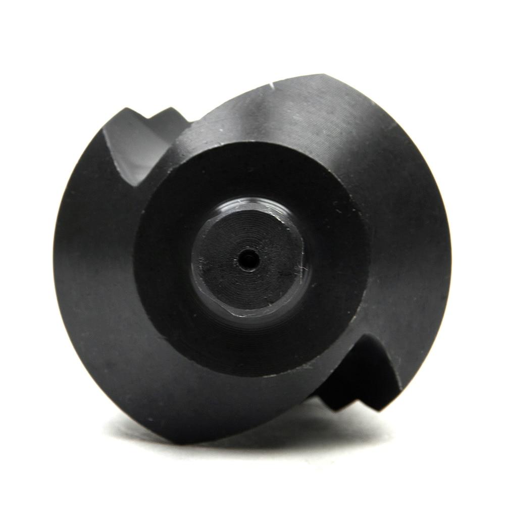 Fixmee 10 / 45mm Nitruration Enduite Titane HSS Étape Cône Foret - Foret - Photo 2