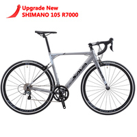 SAVA R8 Carbon Road Bike Highway bicycle Retro City bike Carbon Bike with SHIMANO 105 22 Speed Road Bike Road bicycle bici citta