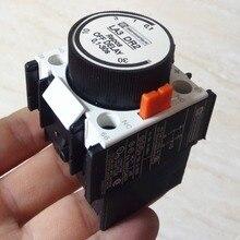 Вспомогательные контактные блоки с задержкой времени для контактора LA3-DR2 0,1 s-30 s