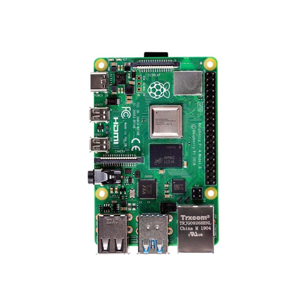 Prévente! Raspberry Pi 4B 4 modèle B 1GB 2GB 4GB RAM de LPDDR4 SDRAM 1.5GHz 64 bits Quad-core - 4