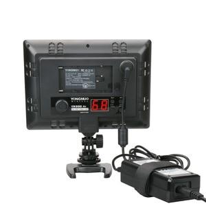 Image 5 - Ulanzi AC מתאם כוח מיתוג מטען DC מתאם עבור DV 160V Yongnuo YN300 אוויר III YN360 YN600L YN360s yn320 LED וידאו אור