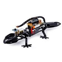 SunFounder Bionic Robot Lizard Visual Programming Educational Robot Kit for Kids Remote Control DIY Toy