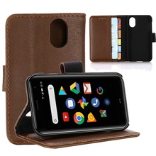 For PALM PHONE Case Retro Crazy Horse Wallet Leather Case With Stand For PALM PHONE