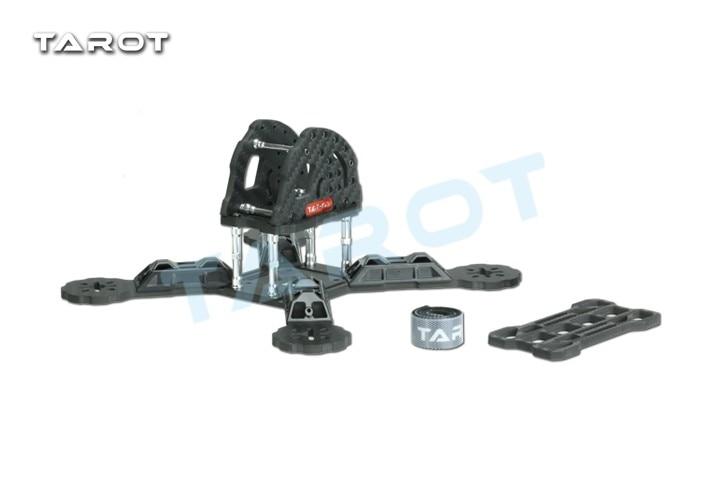 Tarot 190 FPV Carbon Fiber Racing Drone 190 Mini FPV Quadcopter Frame Kit TL190H2 ormino fpv quadcopter frame combo tarot 250 carbon fiber fpv camera drone antenna 5 8g transmitter rc mini fpv drone motor esc
