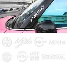 """Различные автомобильные подушки с принтом флага Великобритании """"Юнион Джек автомобиль наклеивающиеся Переводные картинки для детей Mini Cooper One S JCW Countryman Clubman F55 F56 R55R60 F60 автомобильные аксессуары"""