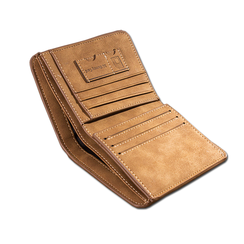hengsheng hot alta qualidade homens Men Wallets Color : as Picture Show