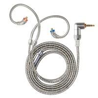 FiiO LC-2.5B/3.5B/4.4B MMCX Ausgewogene kopfhörer ersatz kabel 2 5mm/3 5mm/4 4mm stecker für Shure/Westone/JVC/FiiO