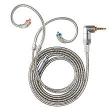 FiiO LC 2.5B/3.5B/4.4B MMCX Balanced earphone replacement cable 2.5mm/3.5mm/4.4mm plug for Shure/Westone/JVC/FiiO