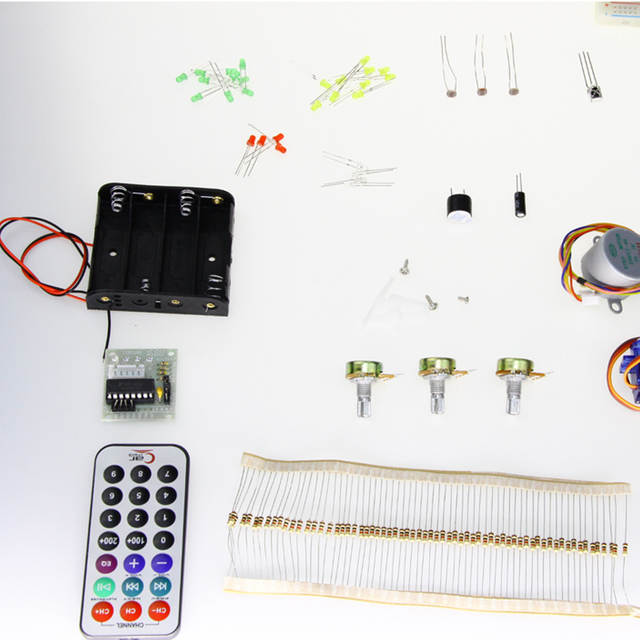 US $22 6 |IOT Starter Kit MQTT WIFI Internet of Things programming learning  Suite with ESP8266-in Replacement Parts & Accessories from Consumer