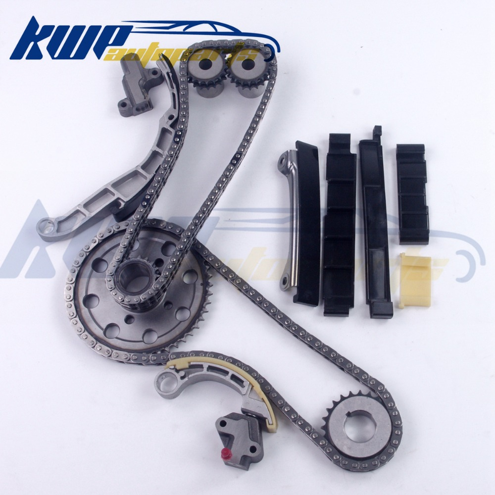 Timing chain kit for nissan yd25 dci for d40 nissan navara r51 pathfinder 2005 12