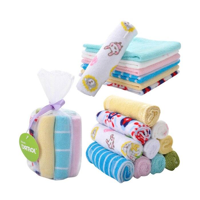 Baby Towel,Soft Skin Feeling Baby Bath Towel,Pack of 8 Pieces Towel Set
