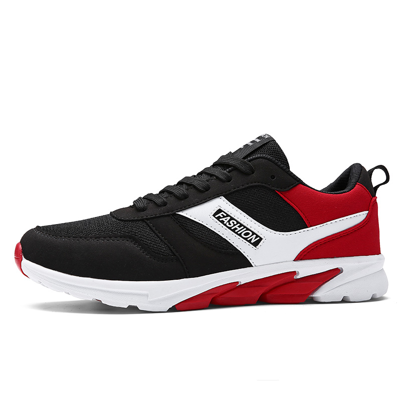 buy online 323c9 c8aaf 2018 New Arrival Athletic Shoes Black Blue Original Sneakers Men Outdoor Running  Shoes
