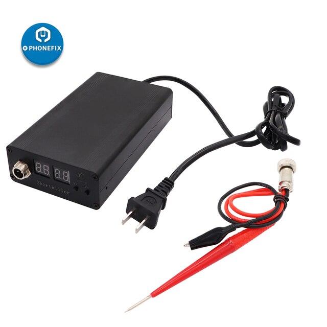 Fonekong Shortkiller for Phone Motherboard Short Circuit Burning Repair Mobile Phone Short Circuit Repair Tool Box