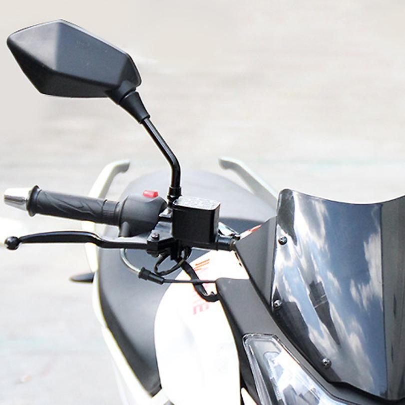 Car-styling Universal Motorcycle Mirrors Accessories Scooter