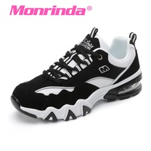 Monrinda 2017 Women Sneakers Cushioning Running Shoes for Men Breathable Mesh Sport Shoes Woman Zapatillas Deportivas Mujer A16