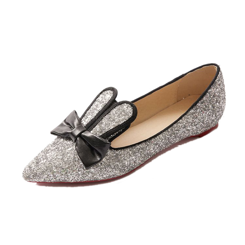 Popular Silver Sequin Boat Shoes-Buy Cheap Silver Sequin Boat ...