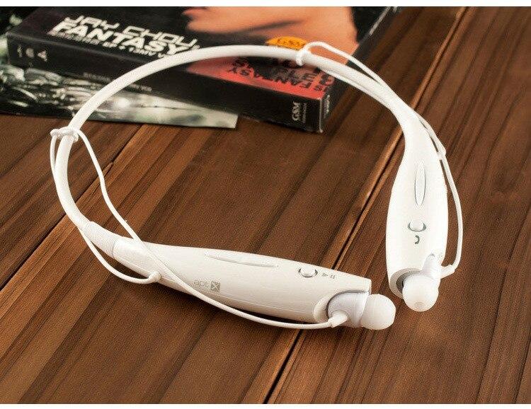 Auricolare Bluetooth Stereo Senza Fili Cuffia Neckband Style ... 5f8cee1bdb7c