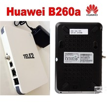 Unlocked Huawei B260a HSDPA 3G Wireless Gateway 7.2M Wifi Router PK E960 B970B цена и фото