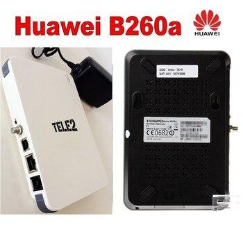 цена на Unlocked Huawei B260a HSDPA 3G Wireless Gateway 7.2M Wifi Router PK E960 B970B