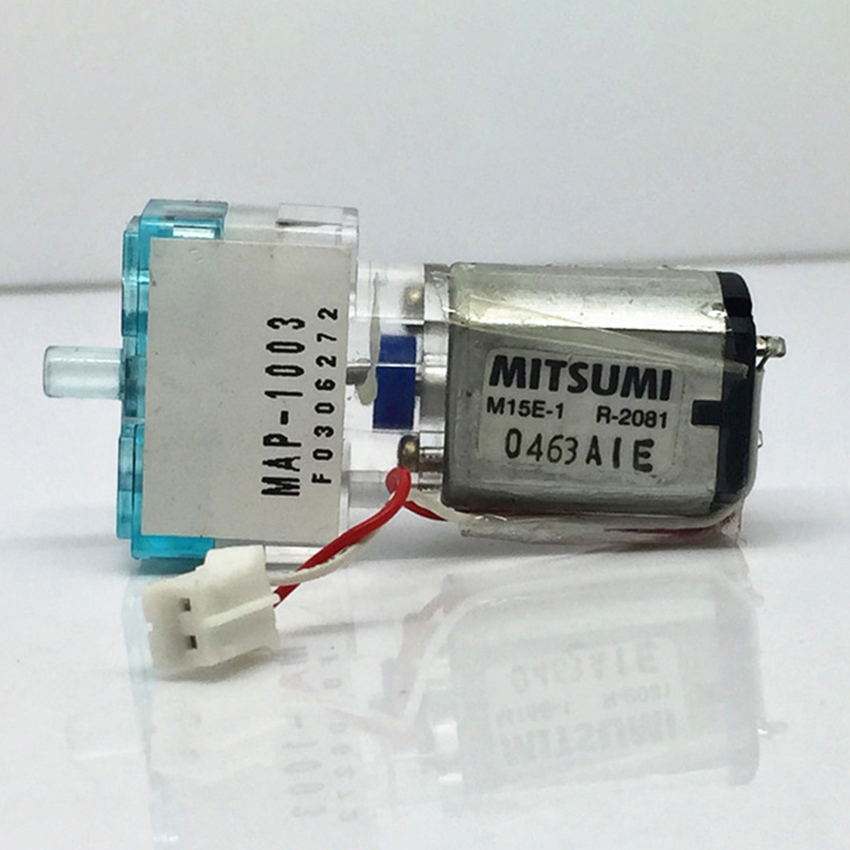 DC 3V Pressure Pump Wrist Type Blood Pressure Monitor Inflator Pump MAP HD 140 Micro Air Pump Motor for Devices|Pumps|   - AliExpress