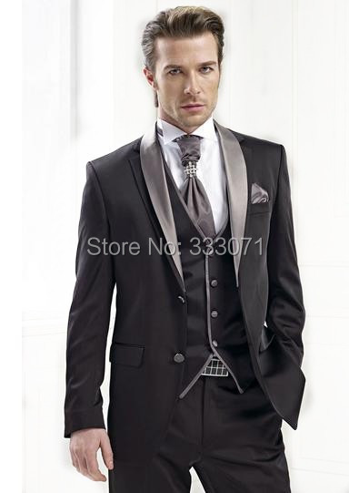 top selling custom made wedding suits two buttons groom tuxedo stage concert attire jacket