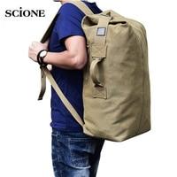 Мужская сумка-ведро Bacpkack  многофункциональная армейская Холщовая Сумка для путешествий  спортивные сумки на плечо XA188WA