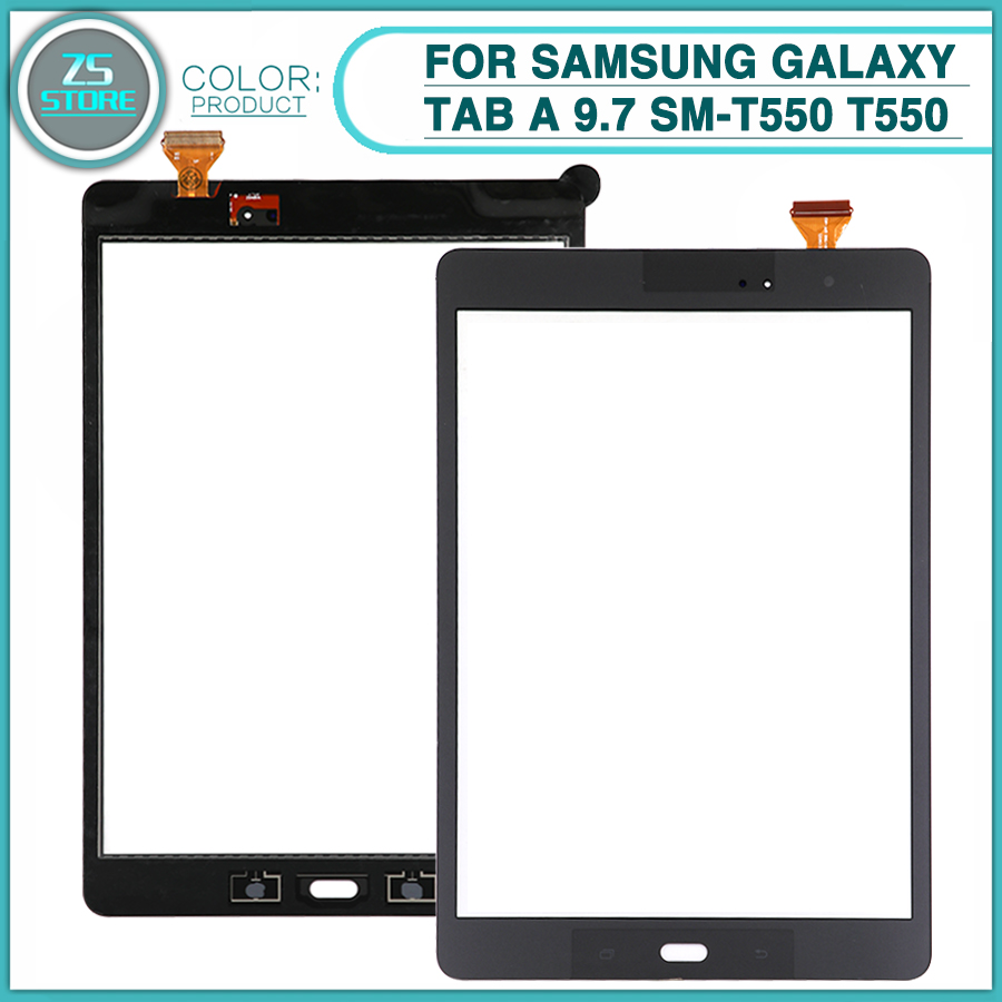 New T550 Touchscreen For Samsung Galaxy Tab A 9.7 SM-T550 T551 T555 Touch screen panel Digitizer Sensor Front Outer GlassNew T550 Touchscreen For Samsung Galaxy Tab A 9.7 SM-T550 T551 T555 Touch screen panel Digitizer Sensor Front Outer Glass