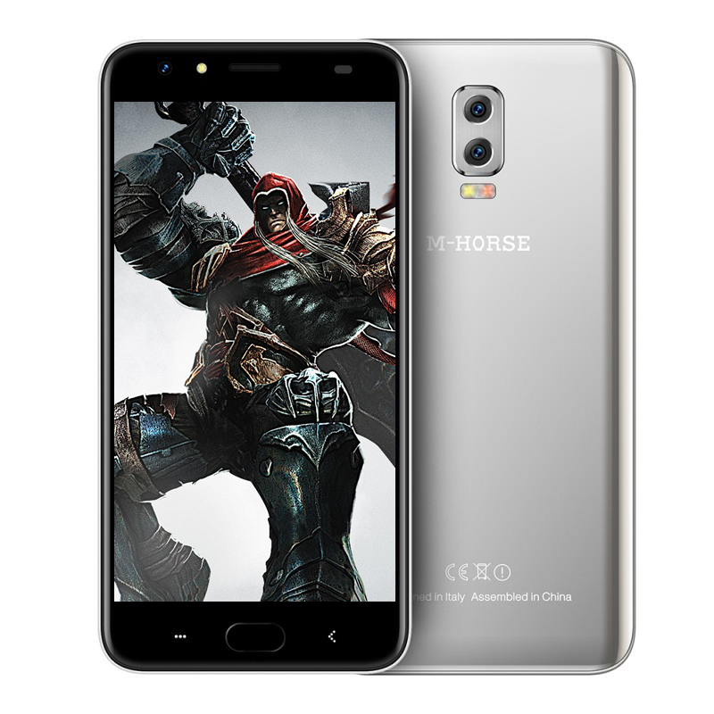 M HORSE Power 2 4G Phablet Smartphone 5 5inch Android 7 0 MTK6737 Quad Core 1
