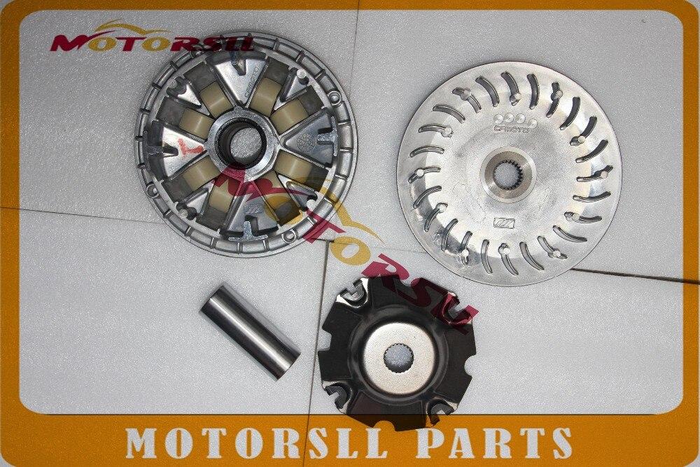 194MM 23T Variator Clutch Kit Drive gear for CFmoto CF moto cf500 500CC CF188 X5 UTV ATV Parts code 0180 051000 ZDL CF500 MC