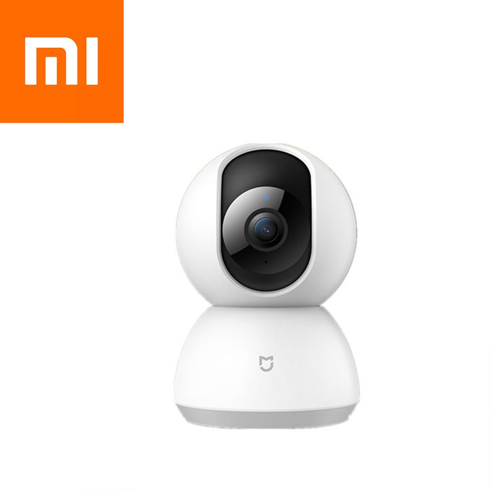 Xiao mi mi jia caméra intelligente PTZ édition 1080 P HD 360 vidéo CCTV Vision nocturne sans fil Webcam surveillance de sécurité caméra pour mi maison App