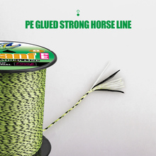 Frwanf 8 braid fishing line pe braided 500M 1000M strong 10 20 30 50 60 80 100 150 200 250 300LBS test Multifilament wires sea