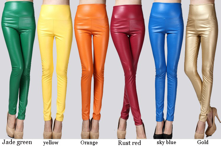 Leather pants (3)