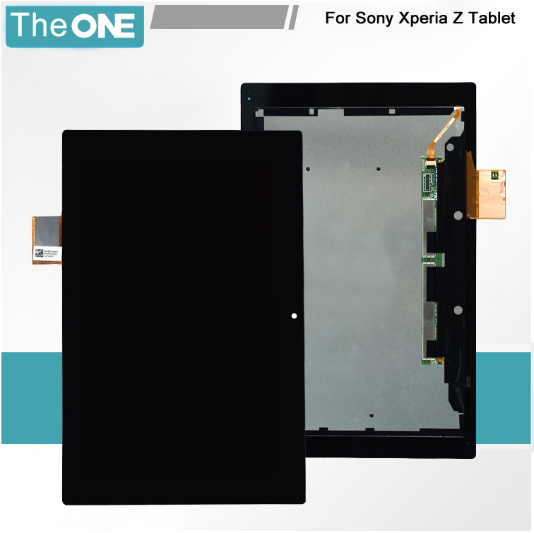 Подробнее о LCD Display + Touch Screen Digitizer Assembly Replacement for Sony Xperia Tablet Z / SGP311 / SGP312 / SGP321 for sony xperia arc s lt18i lt18 x12 lcd display screen monitor digitizer touch panel screen glass assembly replacement