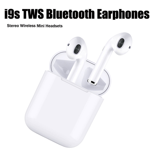 True Wireless Stereo Earbuds I9S TWS Wireless Earphone Mini 5.0 Bluetooth Headphone Headset Invisible Earbud for All Smart Phone 1
