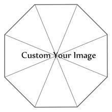 Hot Koop Custom Uw Paraplu 1Pcs Custom Best Gift