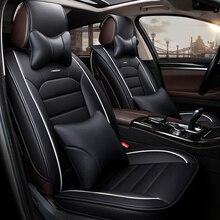 Car Travel Full Surround Design Car Car Seat Cover Seasons Cushion For Renault Scenic Fluence Latitud Koleos Laguna car styling