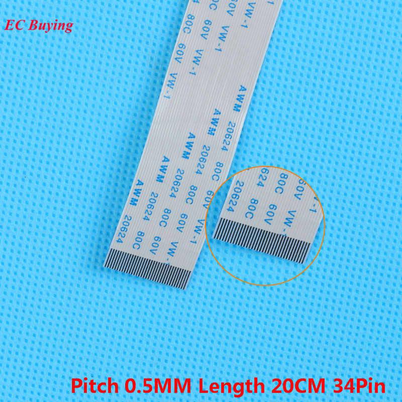 5ピースffc 200ミリメートル長さ34ピンリボンケーブル34Pin ...